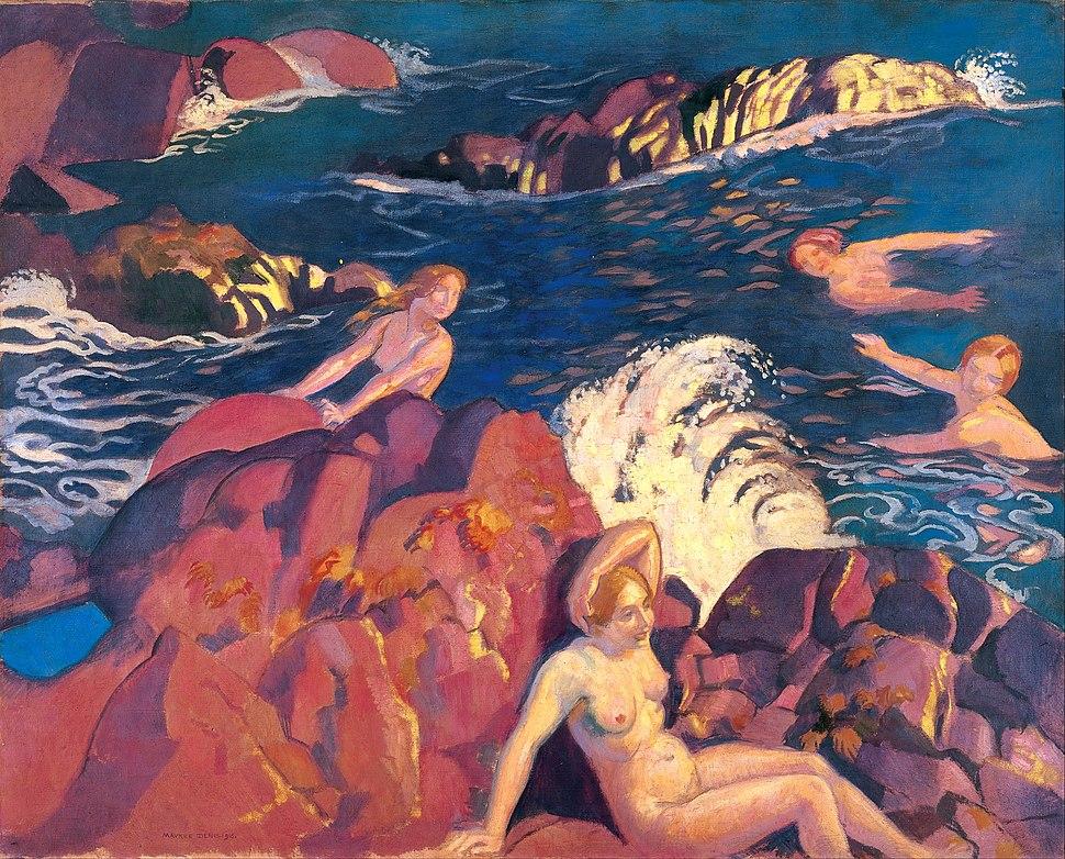 Maurice Denis - Wave - Google Art Project