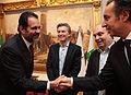 Mauricio Macri firmó un acuerdo con el gobernador de Brasilia DF, Agnelo Queiroz (9573578174).jpg
