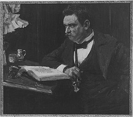 Der Kunsthistoriker Karl Voll