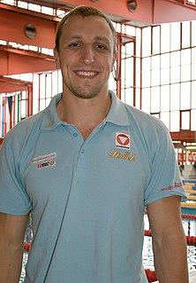 Maxim Podoprigora swimmer