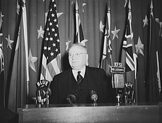 Soviet Union–United States relations - Maxim Litvinov, the Soviet foreign minister (1930–1939) and ambassador to the United States (1941–1943)