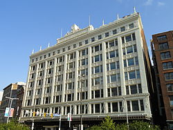May Company Building - Cleveland, Ohio - DSC07896.JPG