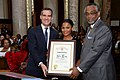 Mayor Garcetti presents Nia Long with the Dream of Los Angeles Award (16572548441).jpg