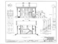 McCrary-Otts House, 805 Otts Street, Greensboro, Hale County, AL HABS ALA,33-GREBO,6- (sheet 5 of 8).png