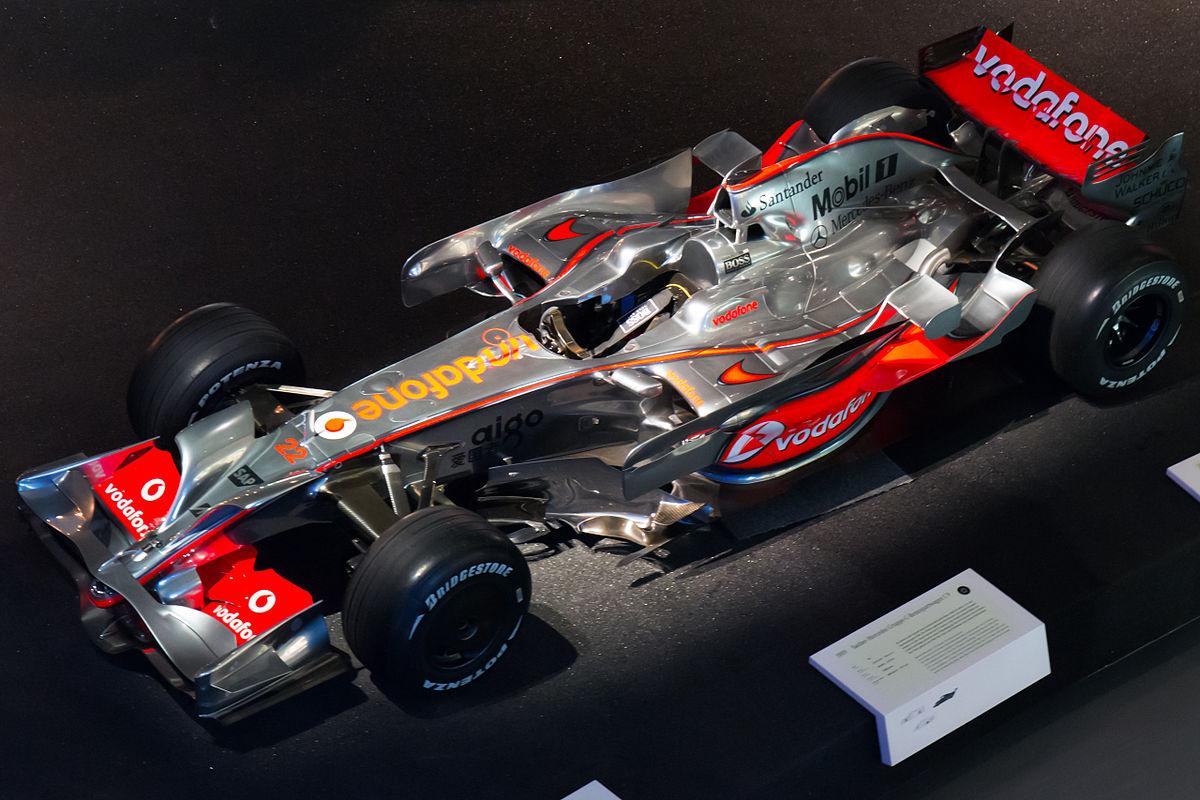 Mercedes Benz Museum >> McLaren MP4-23 - Wikipedia
