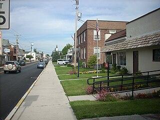 McSherrystown, Pennsylvania Borough in Pennsylvania, United States