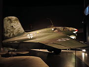 Me 163 191907 on display at the Australian War Memorial May 2015.jpg