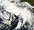 Mediterranean tropical cyclone September 26 2006.jpg