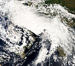 Mediterranean tropical cyclone September 26 2006.jpg