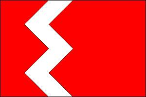 Medlov (Olomouc District) - Image: Medlov OL flag