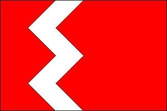 Medlov (Olomouc District) - Image: Medlov OL flag