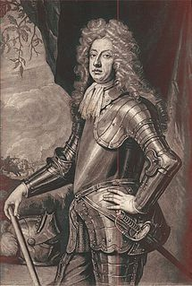 Meinhardt Schomberg, 3rd Duke of Schomberg English general