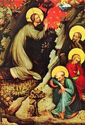Master of the Třeboň Altarpiece: Retaule de Třeboň