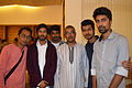 Members of WMBD at Wikipedia 15 celebration in BSK (15).jpg