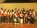Membres de Lundú, Asociación Cultural Afroperuana a Chiclayo el gener de 2017 02.jpg