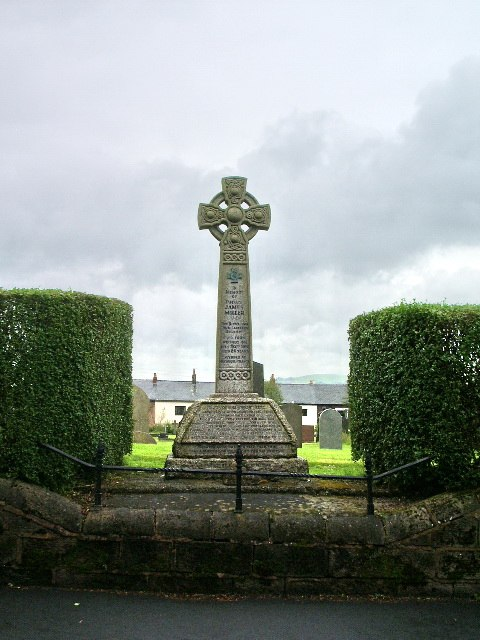 Memorial to Private James Miller VC The King%27s Own (Royal Lancaster Regiment) - geograph.org.uk - 508362