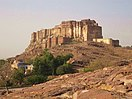 Merangarh Fort from Jaswant Thada - panoramio.jpg