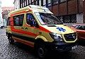 Mercedes-Benz Sprinter ambulance in Riga.jpg