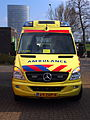 Mercedes Ambulance Kennemerland, unit 12-184, foto1.JPG