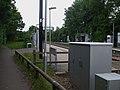 Merton Park tramstop western entrance.JPG