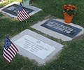 Mervyn S Bennion grave.JPG