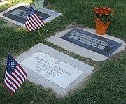 Mervyn S Bennion grave