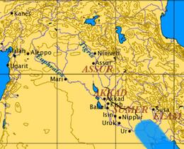 mezopotamya vikipedi
