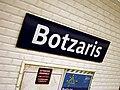 Metro de Paris - Ligne 7bis - Botzaris 03.jpg