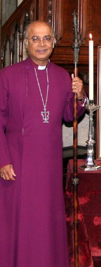 Anglican Network in Canada - Michael Nazir-Ali, former Bishop of Rochester, England