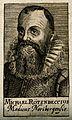 Michael Roetenbeck. Line engraving, 1688. Wellcome V0005061.jpg