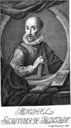 Michel de Montaigne, Portrait from Tietz edition (1753).png