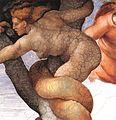 Michelangelo, Fall and Expulsion from Garden of Eden 11.jpg