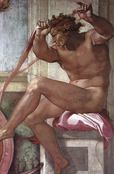File:Michelangelo, ignudo 16.jpg