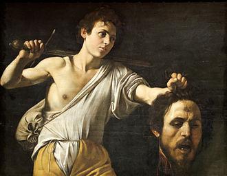 1607 in art - Image: Michelangelo Caravaggio 071