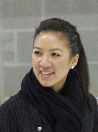 Michelle Kwan - Kwan in 2010