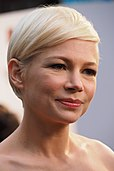 Michelle Williams in 2016