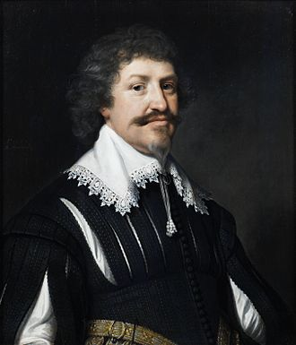 Henry Vane the Younger - Sir Henry Vane the Elder, portrait by Michiel Jansz. van Miereveldt