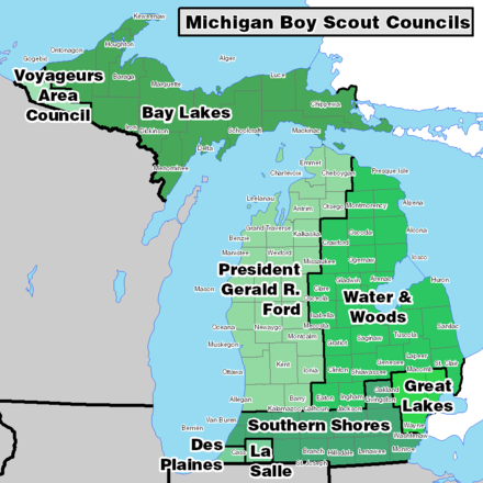 Great Lakes Field Service Council - Wikiwand