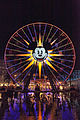 Mickey's Fun Wheel at Night (9926855534).jpg