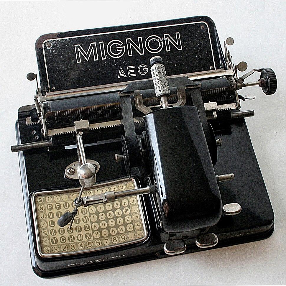 Mignon Mod.4,Bj.1924