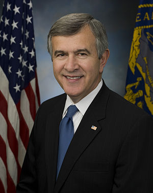 Mike Johanns - Image: Mike Johanns official Senate photo