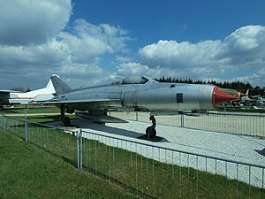 Mikoyan Gurevich MiG-21F-13 'Fishbed-C' - 1217 - East-German Air Force pic3.JPG