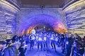 Miles de farolillos han iluminado el Puente de Toledo en la fiesta de bienvenida al invierno 07.jpg
