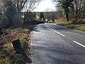 Milestone - 5 Miles to Chepstow on the B4228 - geograph.org.uk - 202828.jpg