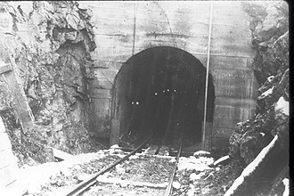 Rylands v Fletcher - Image: Mining shaft
