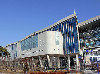 Ministry of Land, Infrastructure and Transport (South Korea) - Headquarters in Sejong City
