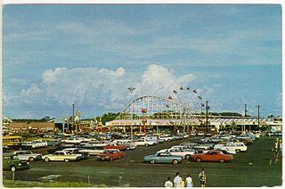 Miracle Strip Amusement Park Former American amusement park