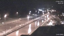 Archivo:Miraflores Locks Panama Canal 24h time lapse - small.webm