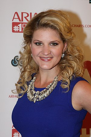 Mirusia Louwerse - Louwerse at the 2012 ARIA No. 1 Chart Awards