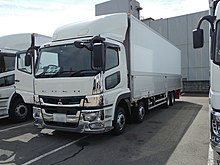 Mitsubishi Fuso Super Great - Wikipedia